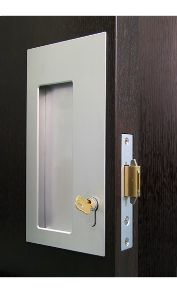 HB1940 Series Large Rectangle Sliding Lock 30mm Backset