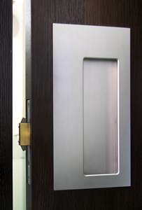 HB1960 Series Large Rectangle Sliding Lock 55mm Backset