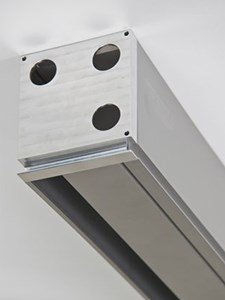 Recessed Blind Extrusion
