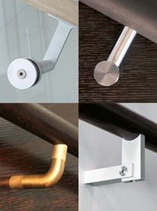 Stair Rail Brackets