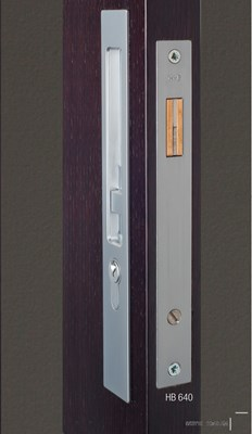 RANGE OF SLIDING DOOR LOCKS