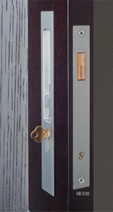 HB630 Series Sliding Door Lock - 250mm