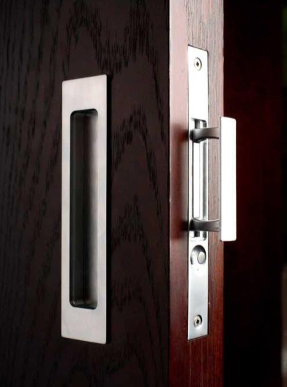 Pocket door hardware pocket door hardware edge pulls for Sliding door hardware