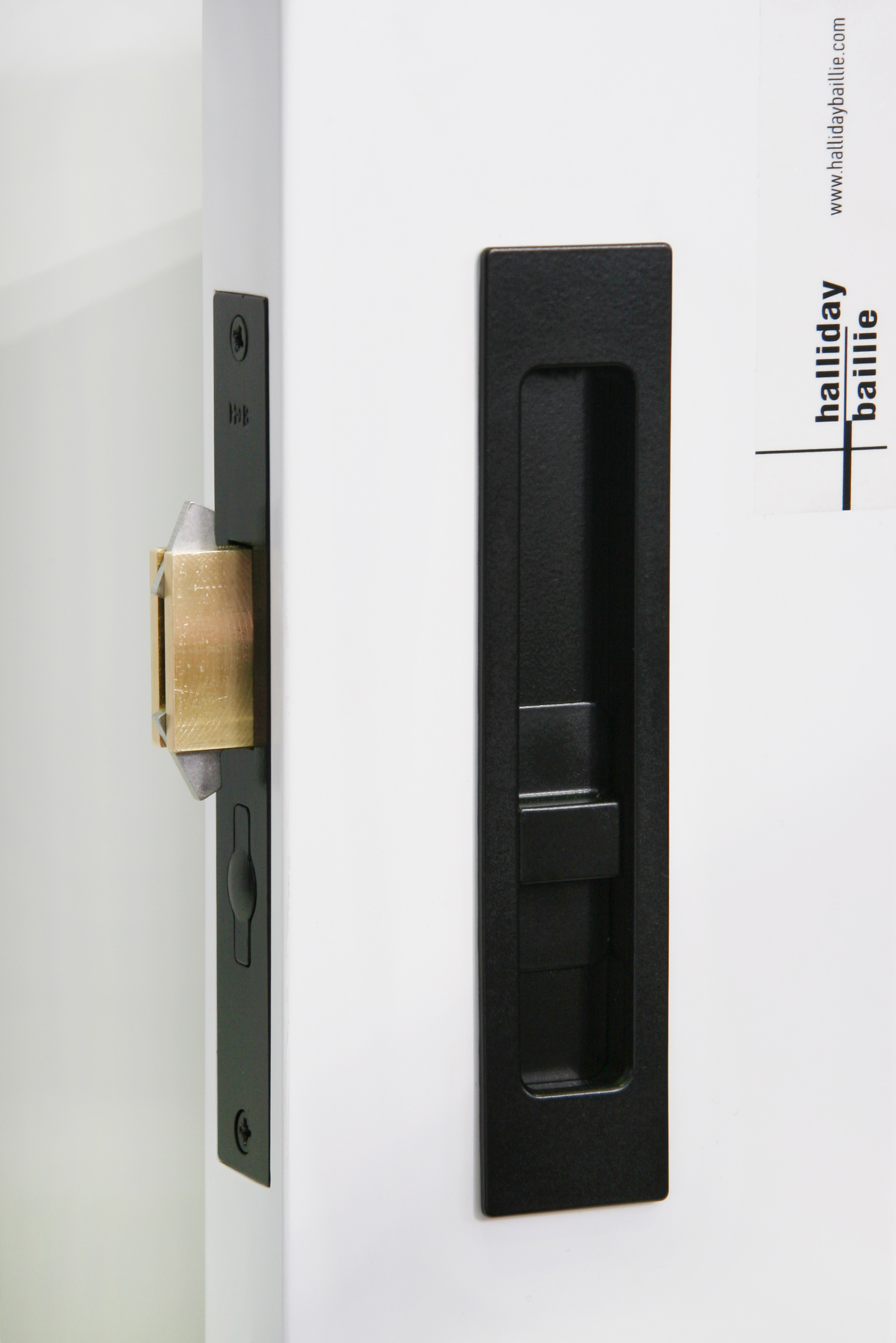 HB690 Series Sliding Door Privacy Lock   170mm