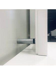 HB 737 Magnetic Wall-Mounted Doorstop